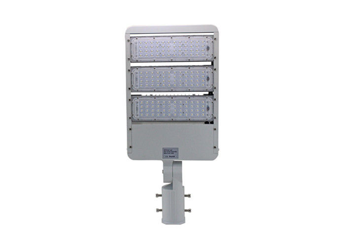 Energy Efficient Warm White Led Street Lights Housing Easy Maintenance