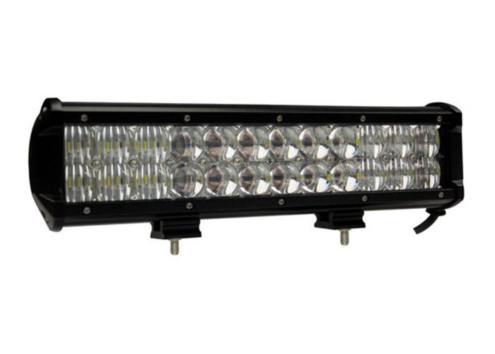 Double Row LED Off Road Driving Lights Middle Net Front Rod Roof Modification