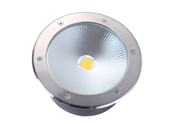 3 In1 Dimmable Led Underground Lamp COB IP67 RGB Led Inground Uplights